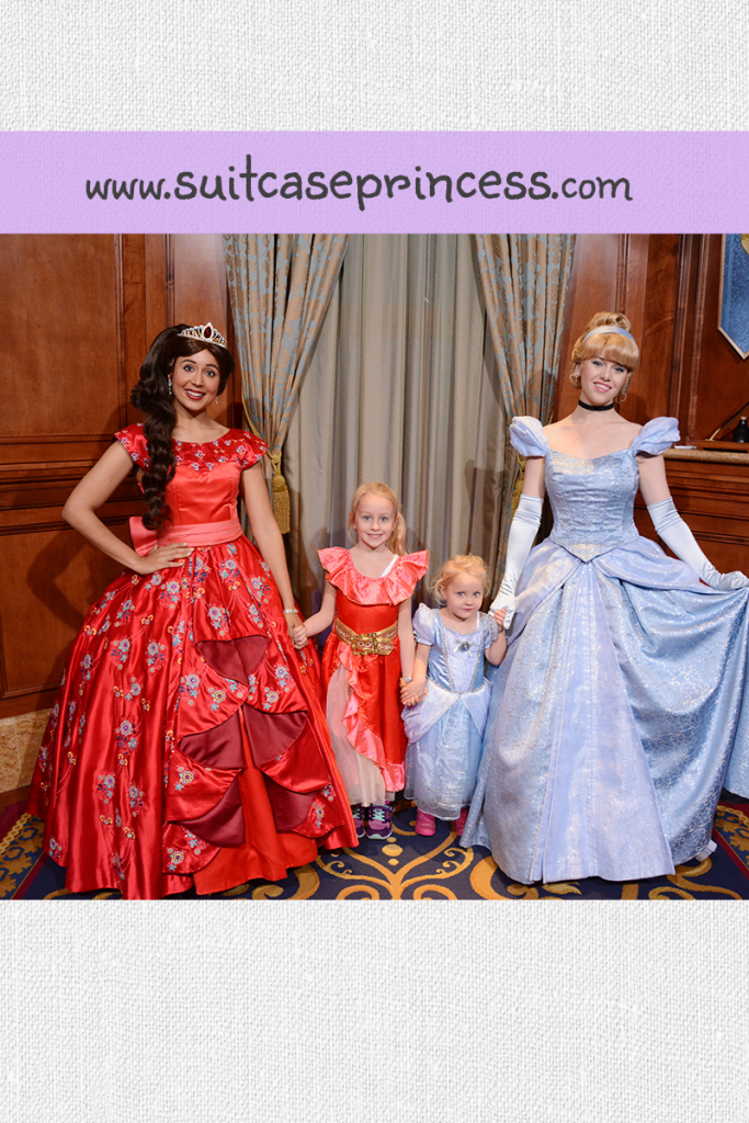 Pack 20 Disney Princess Dresses into 1 Carryon