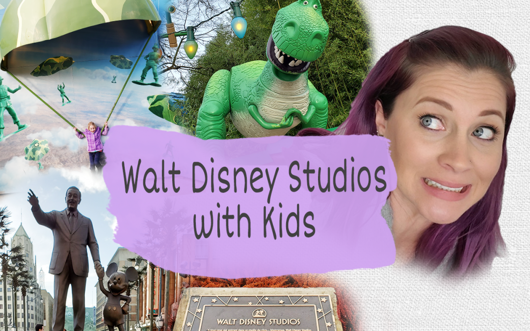 Walt Disney Studios with Kids