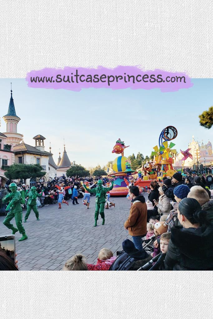 Disneyland Paris with Kids
