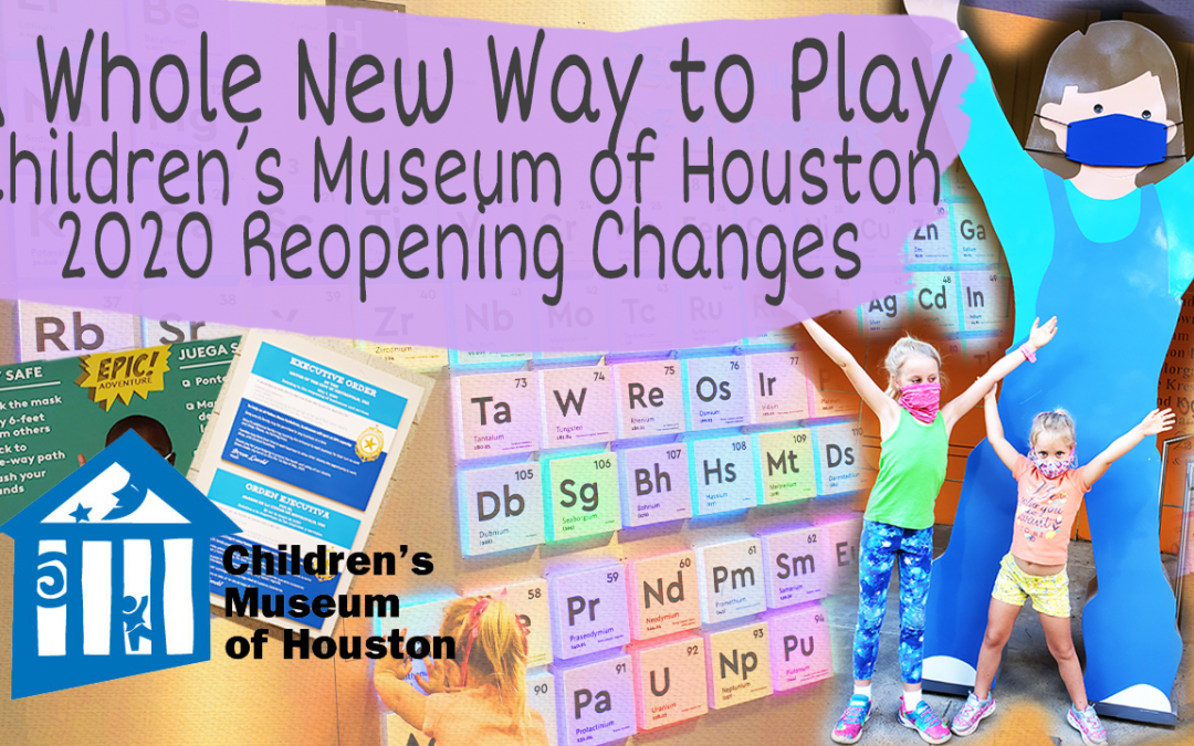 Hard Trip to the Children's Museum of Houston