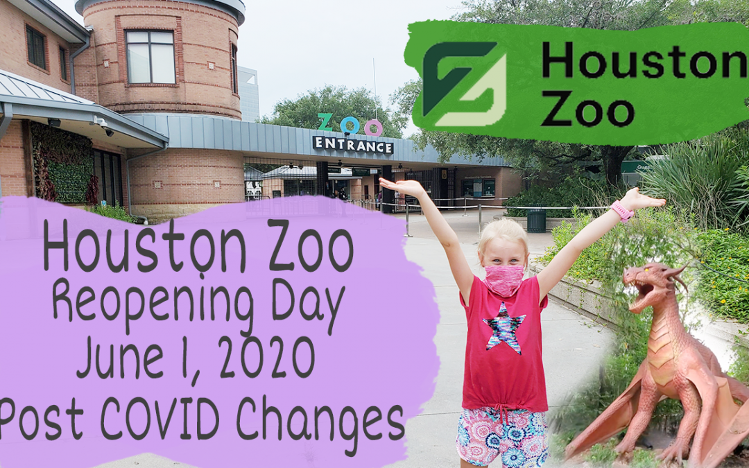 Houston Zoo Reopening 2020