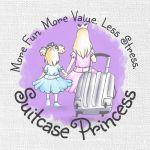Suitcase Princess